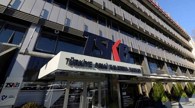 Türkiye Sınai Kalkınma Bankası; 'Üreticinin Yanındayız'