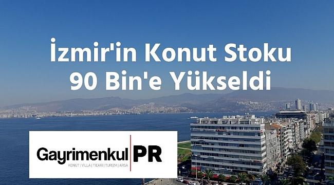 İzmir'de konut stokunu arttı, ilanlar boğuldu, gayrimenkul seçilmez hale geldi