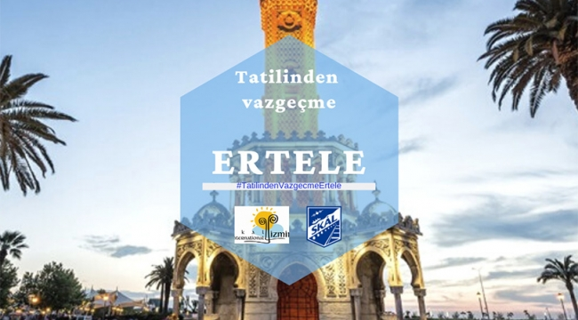 İzmirli Turizmciler; 'İptal Etme, Ertele'