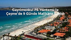 16 Aydır Satılamayan Malikane, Gayrimenkul PR'ı İle 9 Günde Satıldı