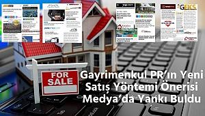 İzmir'de En Çok Konuşulan Gayrimenkul Firması Gayrimenkul PR Oldu