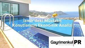 İzmir'deki Müstakil Konutlarının Analizi