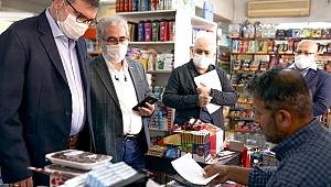 İzmirli İş Adamı Halkın Markete Olan Borçlarını Üstlendi