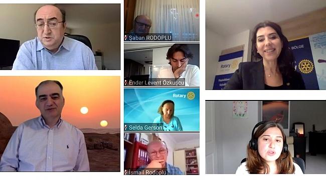 Geleceğin İş İnsanlarına Uluslararası Mesleki Eğitim Semineri