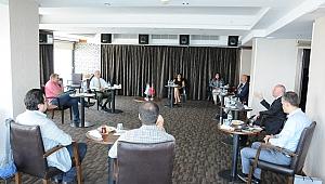 İzmir İş Dünyası Slovenya İle İşbirliği Arayışında