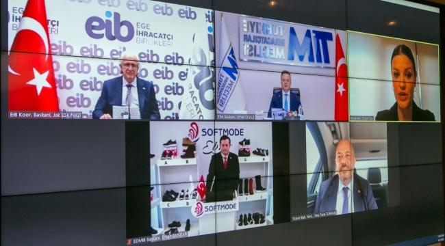 Türkiye'nin İlk Sanal Fuarı Shoedex Başladı