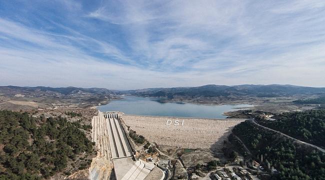 DSİ Gördes Barajını İzmir Belediyesine Devir Etti