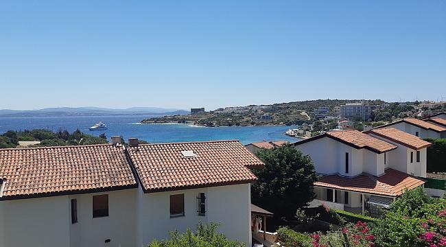 Deniz Manzaralı Villalar İlgi Görüyor