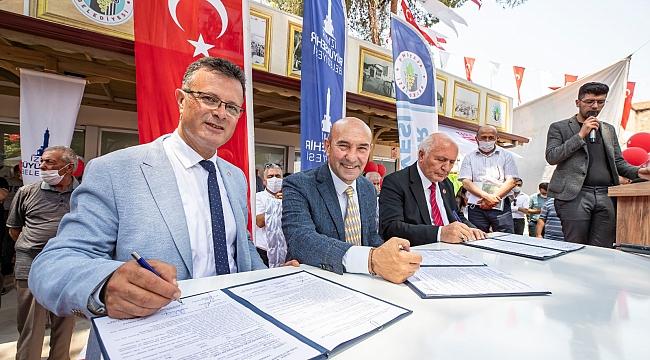 İzmir Belediyesi'nden Üreticiye Destek Alımları