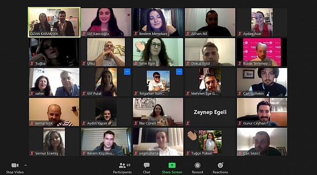 İzmir Rotaract'ta Bayrak Değişimi