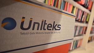 Üniteks'in Üretim Güvenliği Tescillendi
