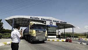 Aliağa'da Yeni Sanayi Sitesi
