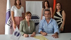 İzmir'de Dermekler Arası İşbirliği