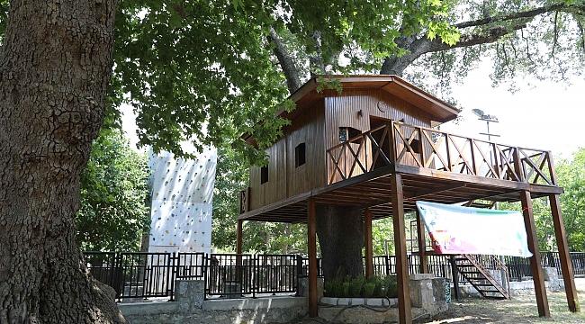 İzmir'de İzcilik Merkezi Hizmete Başladı