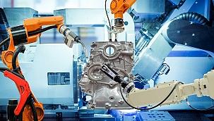 Üretimde Robot Kullanımı Yüzde 45'e Çıkacak