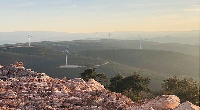 Bergama'da İki Yeni Rüzgar Santrali Daha Hayata Geçiyor
