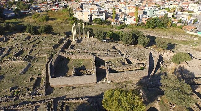 İzmir'de Olympos Turizm Ekonomisine Kazandırılacak
