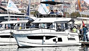 2021 Yılı Tasarımı Tekneler İlk Kez Tanıtıldı