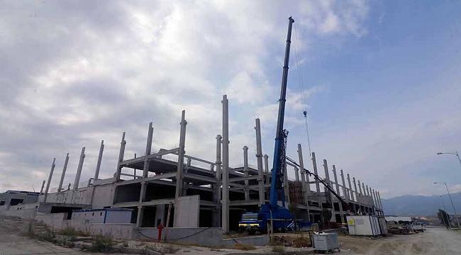 Bağyurdu OSB Yeni Yatırımlarla Büyüyor