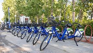 İzmir Bütünüyle Bisikletli Ulaşıma Hazırlanıyor