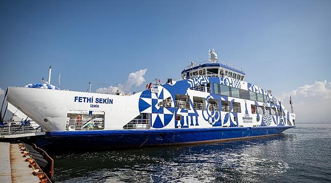 İzmir'de Deniz Ulaşımına Talep Artıyor