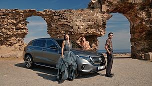 Mercedes-Benz'den Büyük Moda Etkinliği