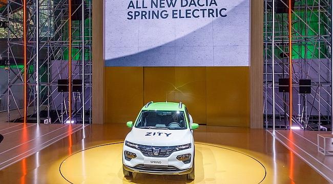 Renault Yeni Elektrikli Otomobillerini Tanıttı