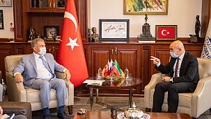 Tataristan'dan İzmir'e Turizm Desteği