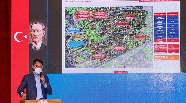 İzmir'de Yerinde Dönüşüm ve Rezerv Alanlarda Proje Üretilecek