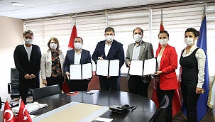 Karşıyaka Belediyesi ve ÇMO, İş Birliğine İmza Attı