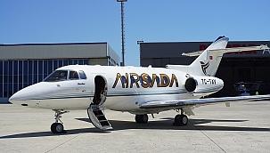Airsada'dan Sıra Dışı Jet Uçuş Konforu