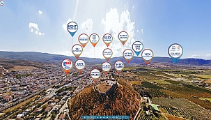 Efes Selçuk Turizmde Teknoloji Odaklı Çalışmalara Başlıyor