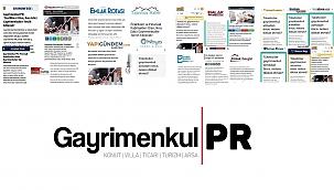 Gayrimenkul PR'ın Açıklamaları Medya'da Büyük Yankı Yarattı