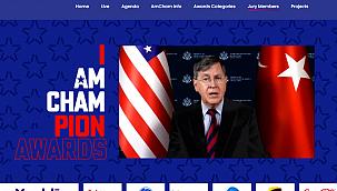 'I AmChamPion''ta Türk-Amerikan Şirketleri Ödüllendirildi