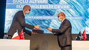 İzmir'in Altyapısı İçi 500 Bin Euro'luk Kredi