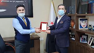 K.F.C. Gıda'dan Menemen Devlet Hastanesi'ne Bağış