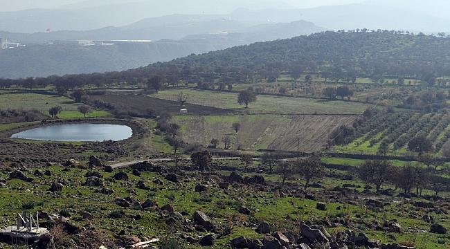 İzmir'de Hayvancılığa İçme Suyu Desteği