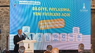 İzmir'in Kentsel Verileri Kamuoyuna Açık Hale Getirildi