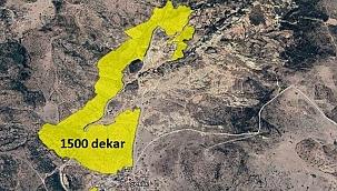 Bergama Seklik Barajı 2023'te Tamamlanacak