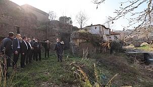 Bergama Turizm İçin Selinos Projesi Geliştirecek