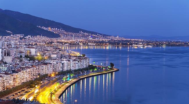 İzmir'de Konut Satışları Yüzde 43,7 Oranında Azaldı