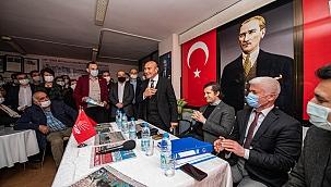 İzmir'in Kuraklık ve Ekonomik Sorunlarını Çözmeliyiz