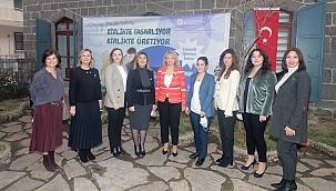 İzmirli Kadınlara Tasarım Ve Üretim Merkezi Müjdesi