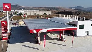 """Alosbi'den """"Güneş Enerjili İstasyon"""""""