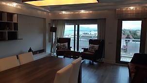 Çeşme Ilıca'da satılık 3+1 süper lüks rezidans