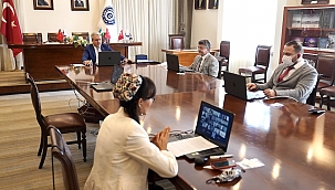 Ege Üniversitesi Özbekistan İle Eğitim İşbirliği Yapacak