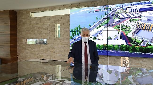 İzmir'de akıllı üniversite uygulaması