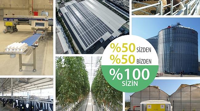 İzmir'de tarım yatırımcılarına destekler