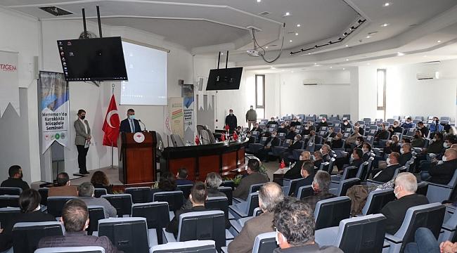 İzmir'de yaşanacak kuraklığa karşı hazırlık yapılmalı