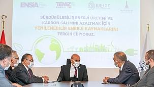 İzmir Güneş'ten daha fazla yararlanmalı